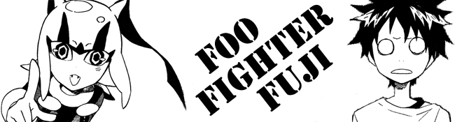 Foo Fighter Fuji